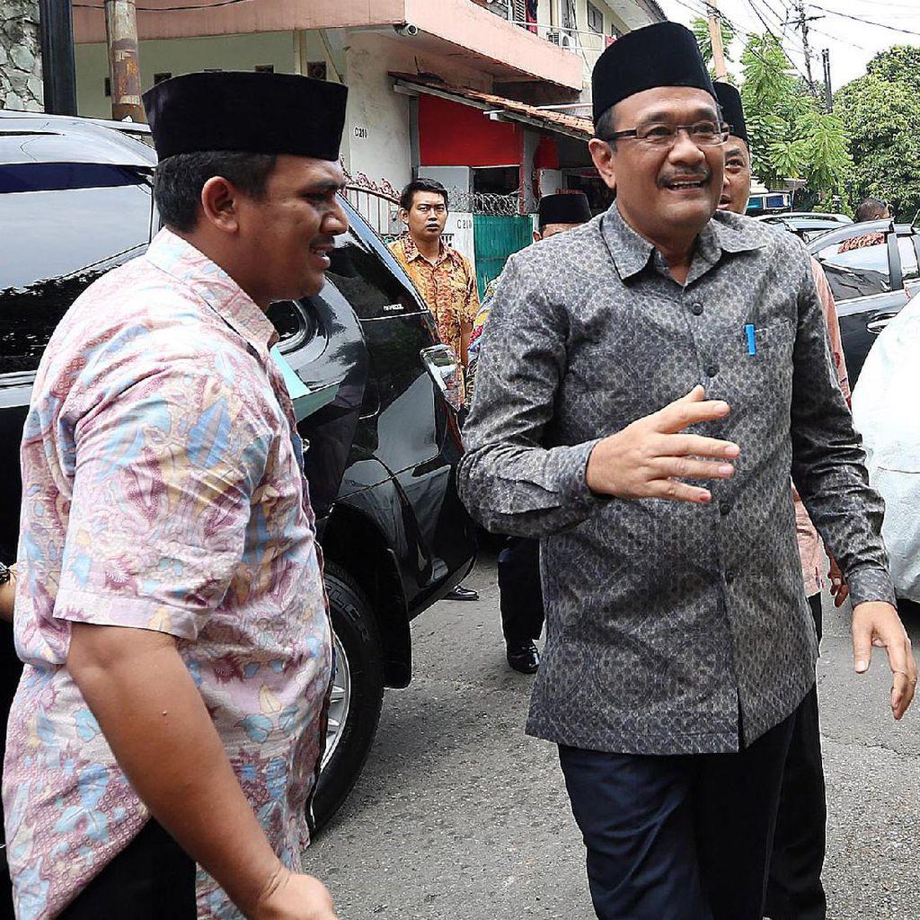 Cegah Tawuran Antarpelajar, Djarot: Kepala Sekolah Harus Akrab