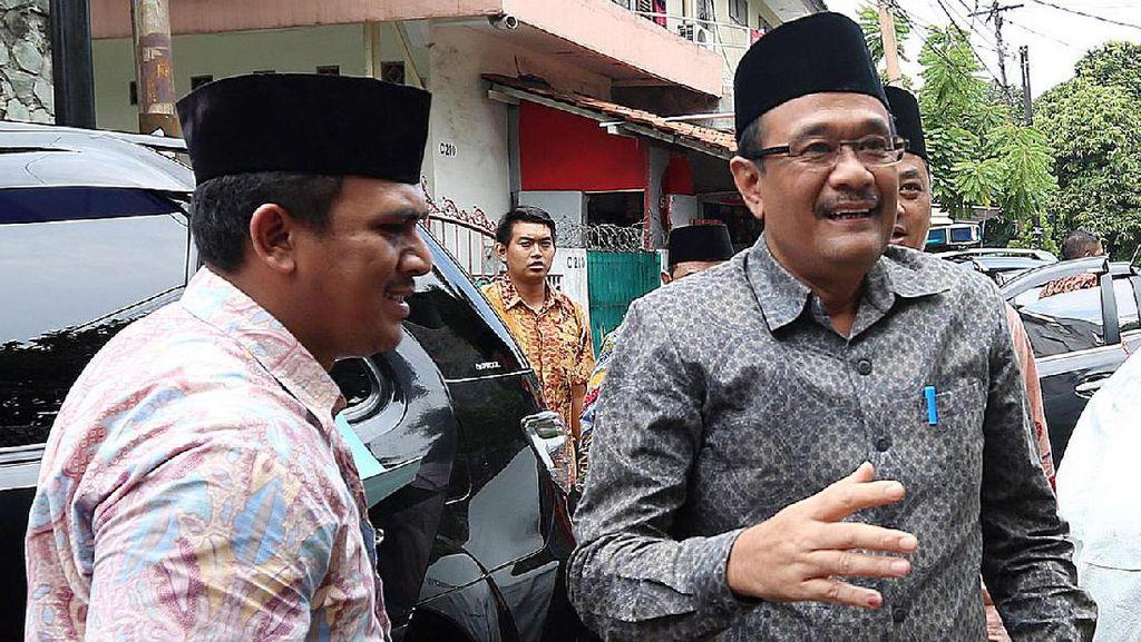 Wagub Djarot Berharap Tak Ada Kesalahan di Pilgub DKI Putaran II