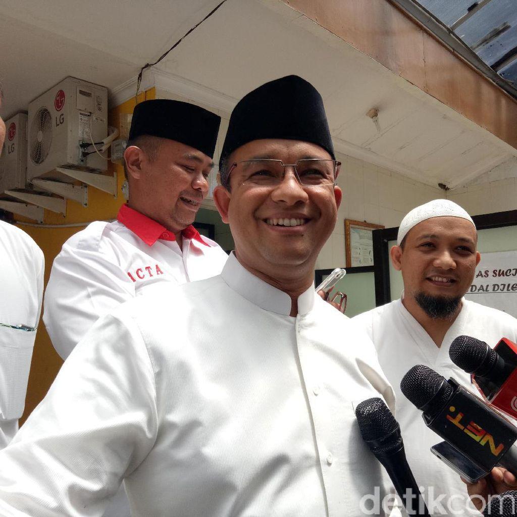 Anies: Mari Kita Tunjukkan Umat Islam Indonesia Jadi Contoh Dunia