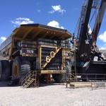 Freeport PHK 840 Karyawan yang Mogok Kerja