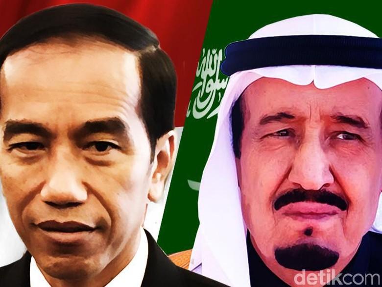 Tentang MoU dan Bahasan Presiden Jokowi dengan Raja Salman