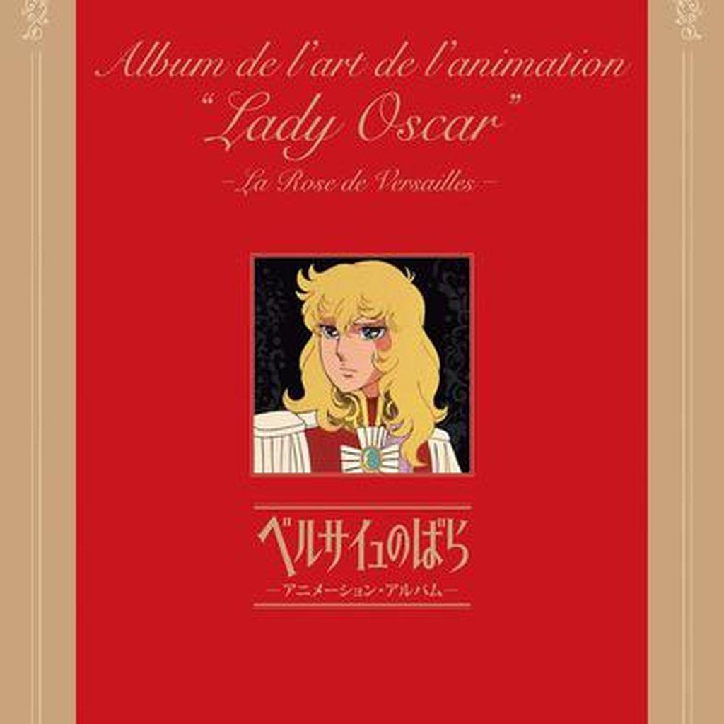 Peringati 50 Tahun, Manga Rose of Versailles Terbit Ulang