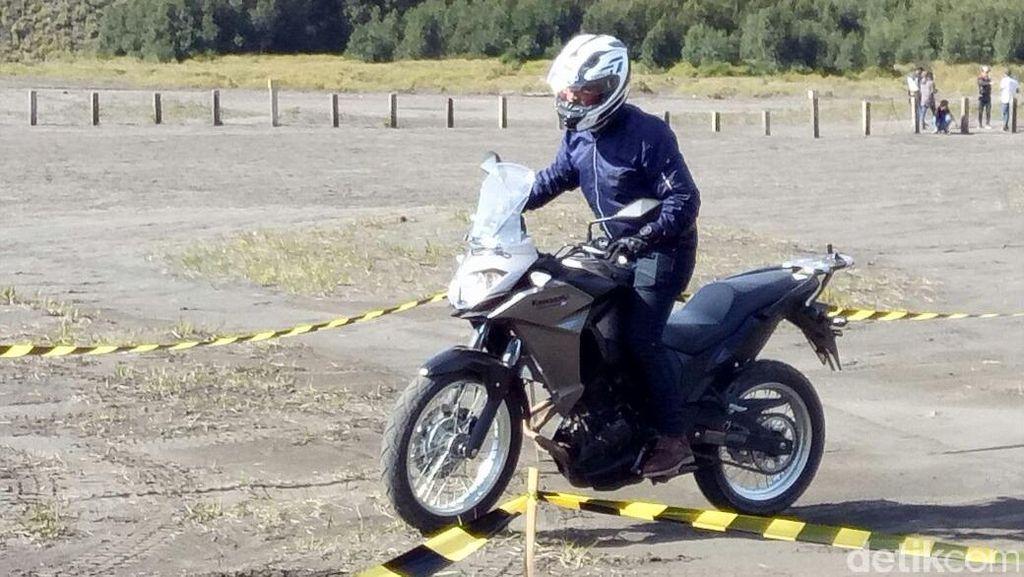 Kawasaki Pertimbangkan Rakit Versys-X 250 di Indonesia
