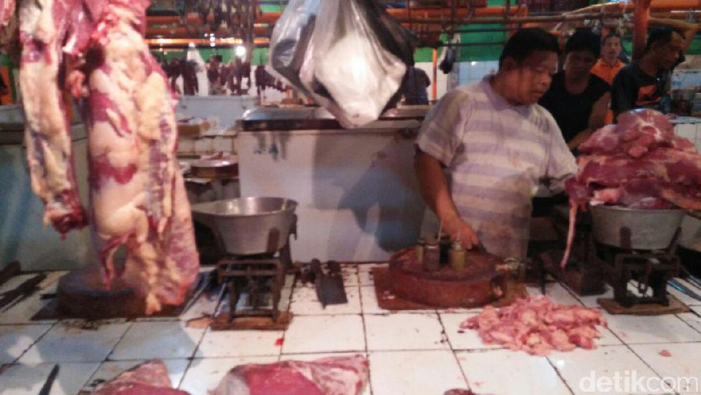 Sudah Dapat Izin, Bulog Diminta Segera Impor Daging Kerbau India