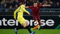 Roma Lolos ke Babak 16 Besar meski Dikalahkan Villarreal