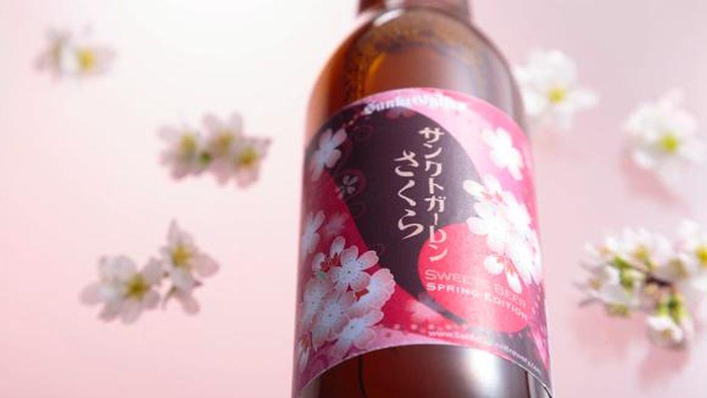 Bir Sakura yang Harum Unik Ini Dibuat untuk Sambut Musim Semi