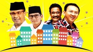 Kata dan Harapan Warga atas Kondisi Jakarta ke Depan