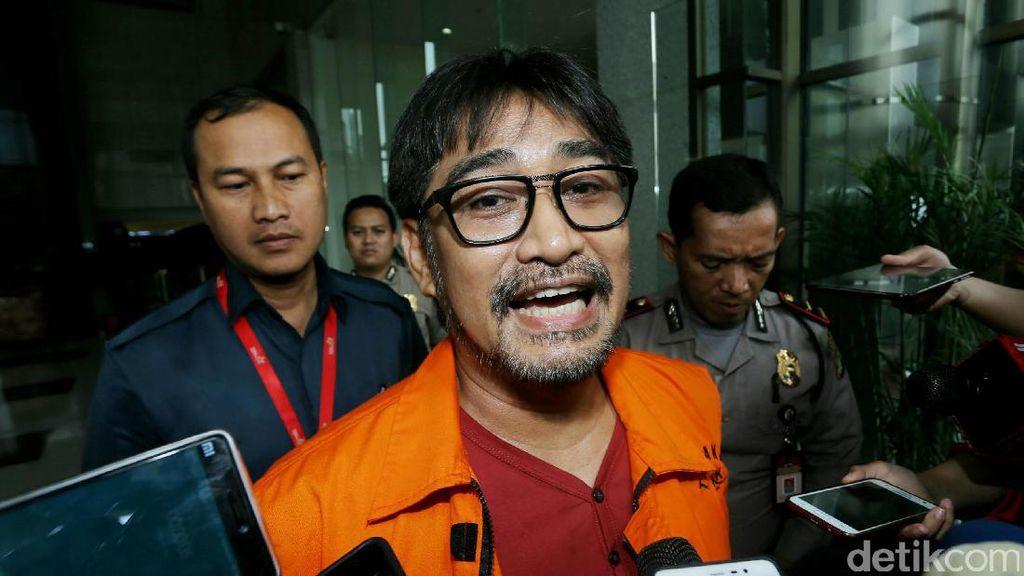 Perpanjangan Masa Tahanan Choel Mallarangeng