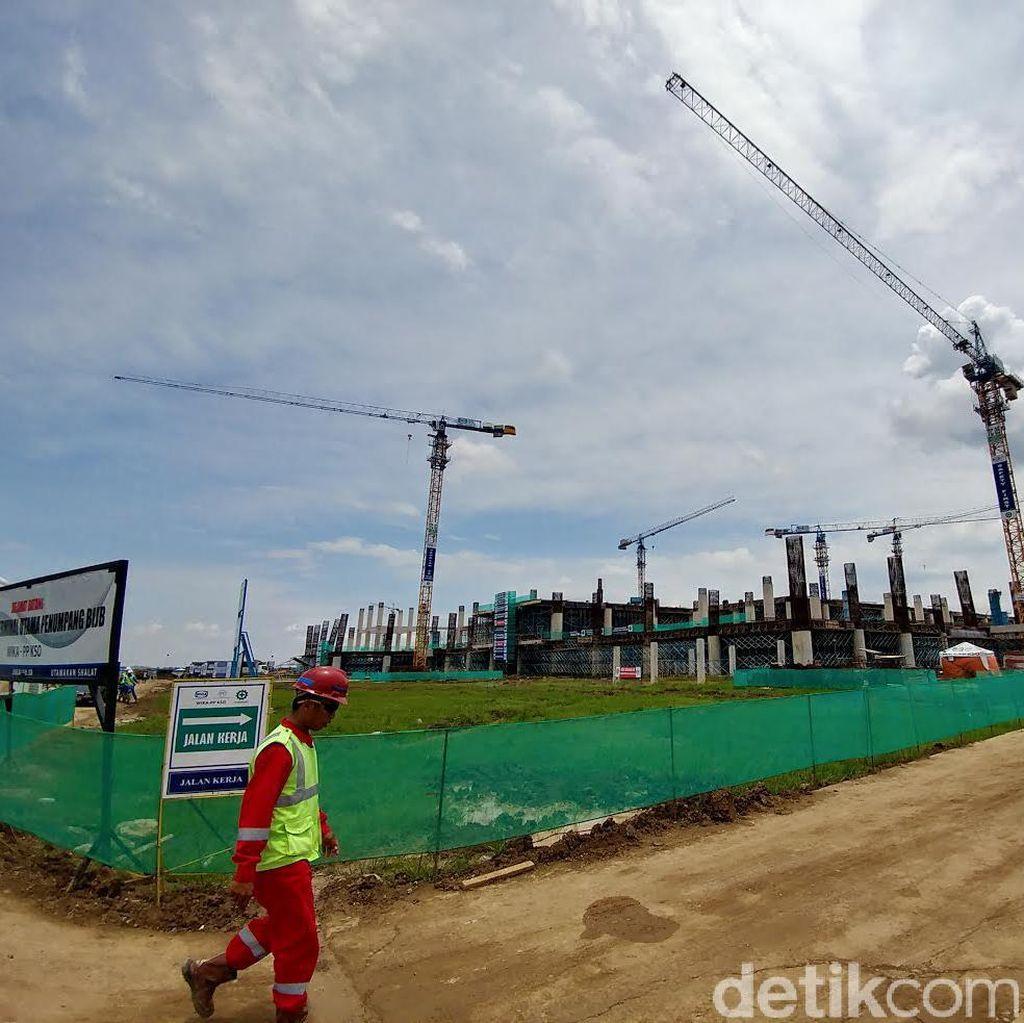 Kemenhub Suntik Rp 249 M untuk Proyek Bandara Kertajati
