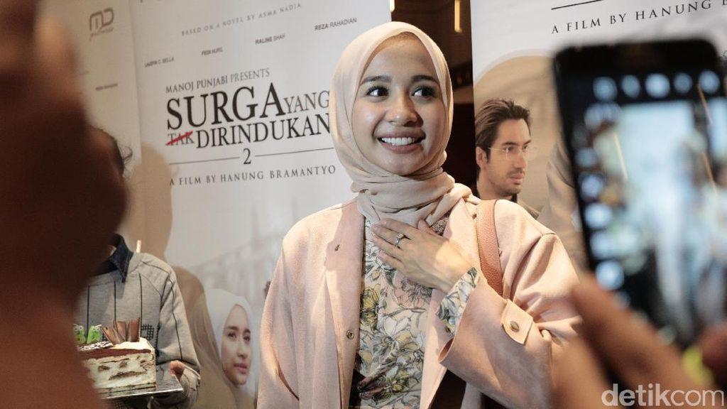 SYTD 2 Capai Sejuta Penonton Malaysia, Laudya Cynthia Bella Bahagia