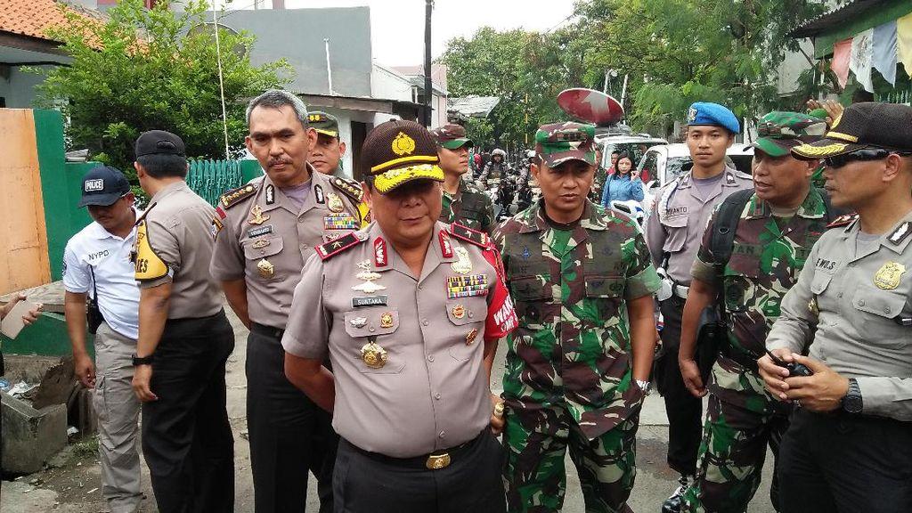 Wakapolda Metro Jaya Tinjau PSU di Kota Tangerang