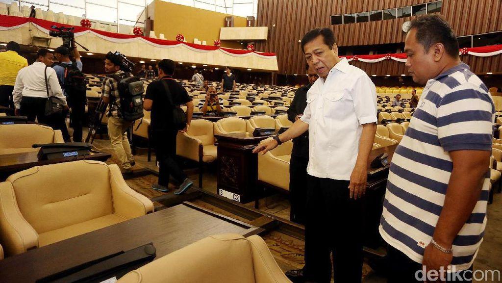DPR Akan Ajak Raja Salman Tonton Video Kunjungan 47 Tahun Lalu