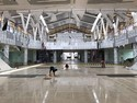 Penampakan Terkini Stasiun Kereta Bandara Soekarno-Hatta