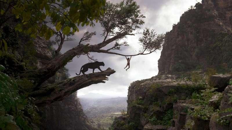 Efek Visual Menawan dari Film Peraih Nominasi Oscar, The Jungle Book