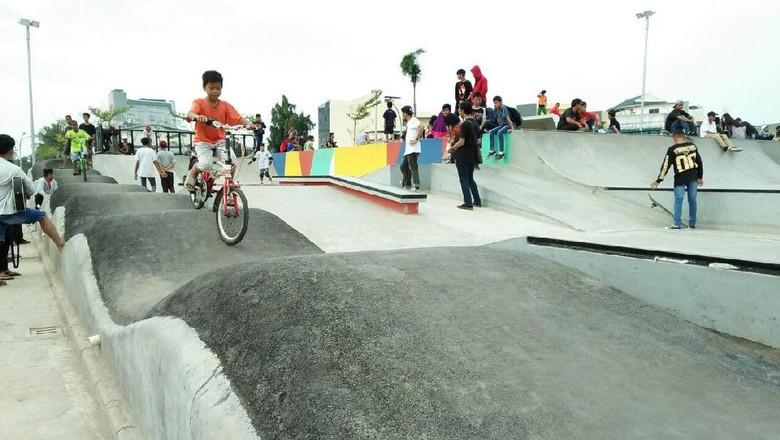 Ahok Ingin Arena BMX di Kalijodo Jadi Venue Asian Games