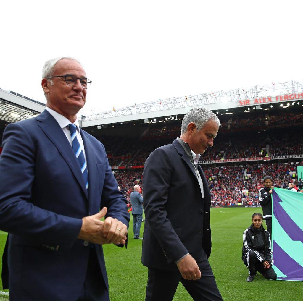 Ada Ranieri di Dada Jose Mourinho