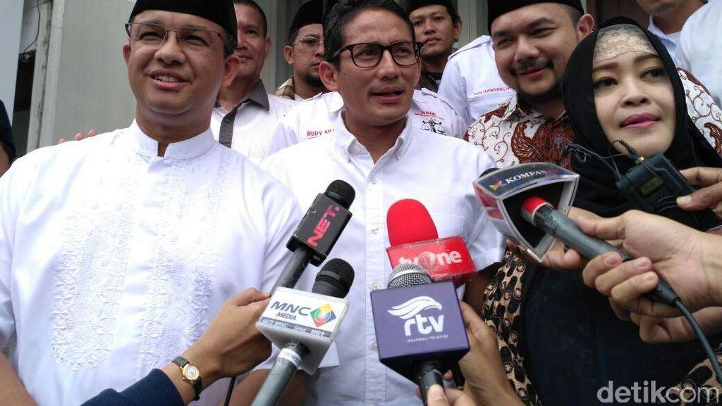 Fahira Idris Kenalkan Relawan Bang Japar ke Anies-Sandi
