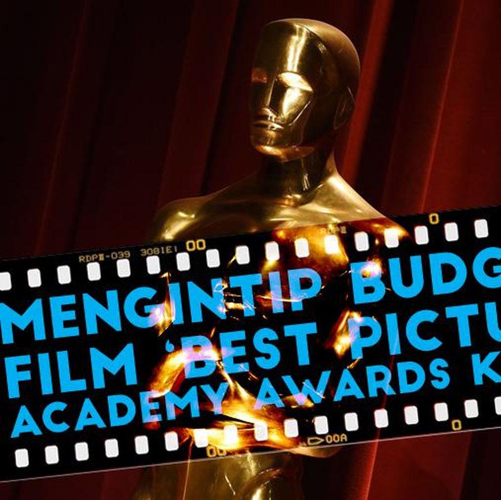 Mengintip Budget Film Best Picture Oscar 2017