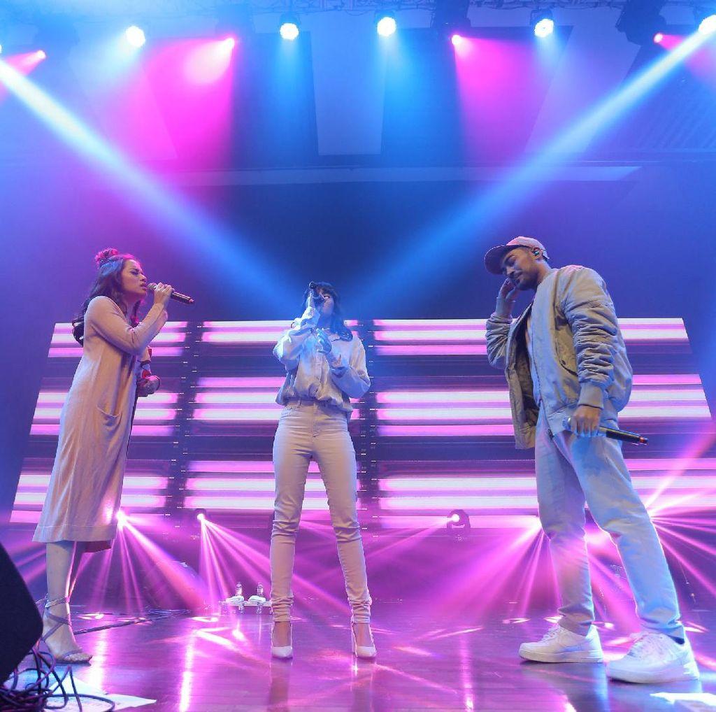 GAC Hingga Jaz Siapkan Lagu RnB 2000-an di We The Fest 2017