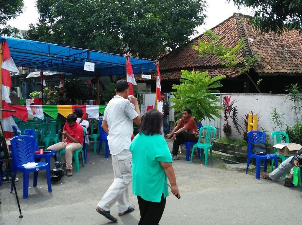 Ini Hasil Nyoblos Ulang Pilgub Banten di 4 TPS di Kota Tangerang