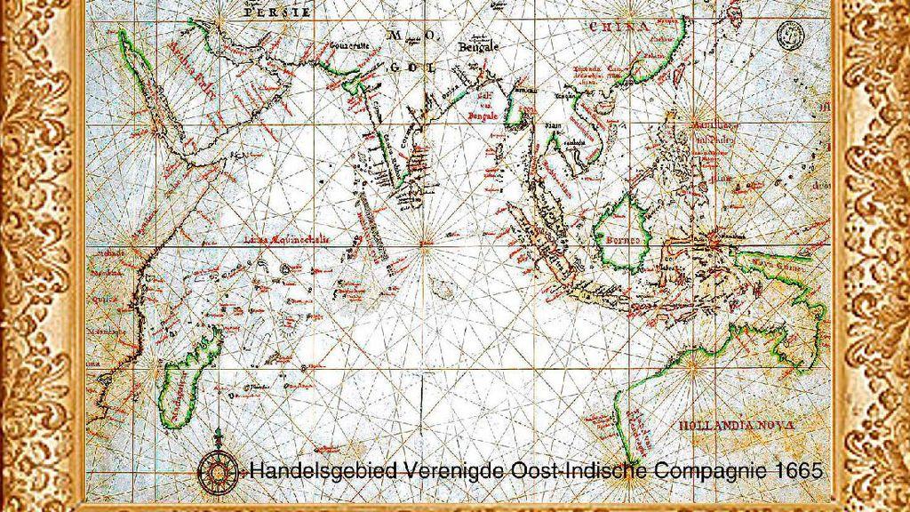 Belanda Pamerkan Versi Digital Arsip VOC untuk Pertama Kalinya