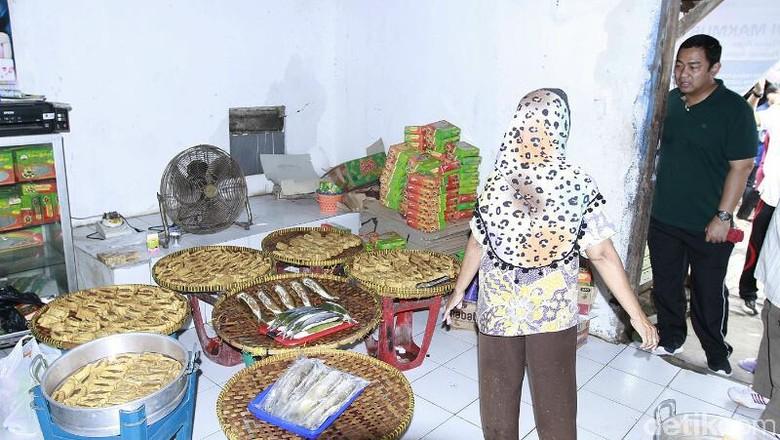 Ada Kampung Sentra Bandeng di Semarang