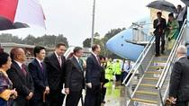 Jokowi Terima Kunjungan Premier New South Wales di Sydney