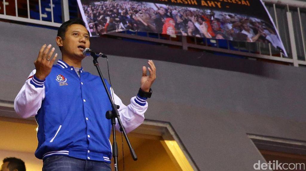 Agus Yudhoyono Diajak Hadiri Rakernas Demokrat di Lombok