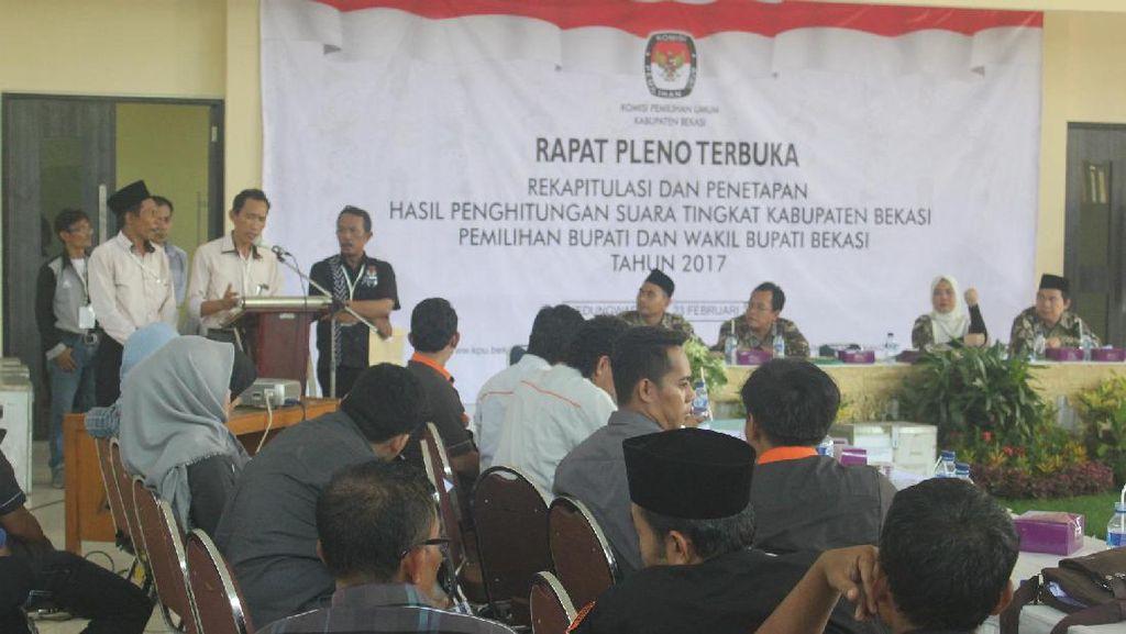 Ahmad Dhani Kalah dari Petahana di Pilbup Bekasi