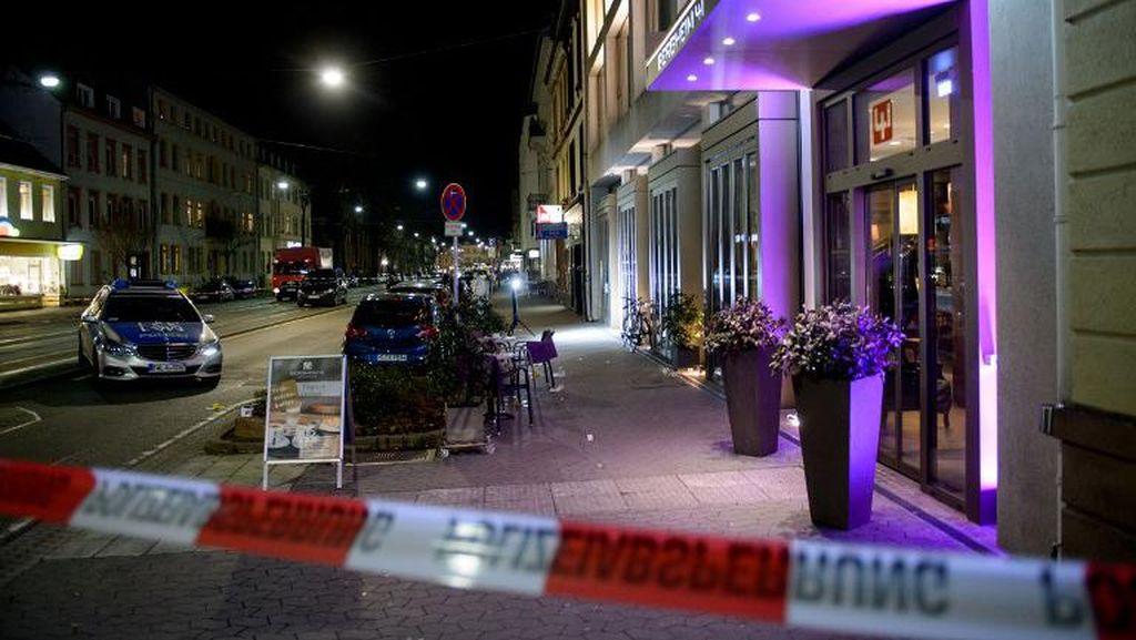 Mobil Tabrak Kerumuman di Heidelberg Jerman, 3 Orang Terluka