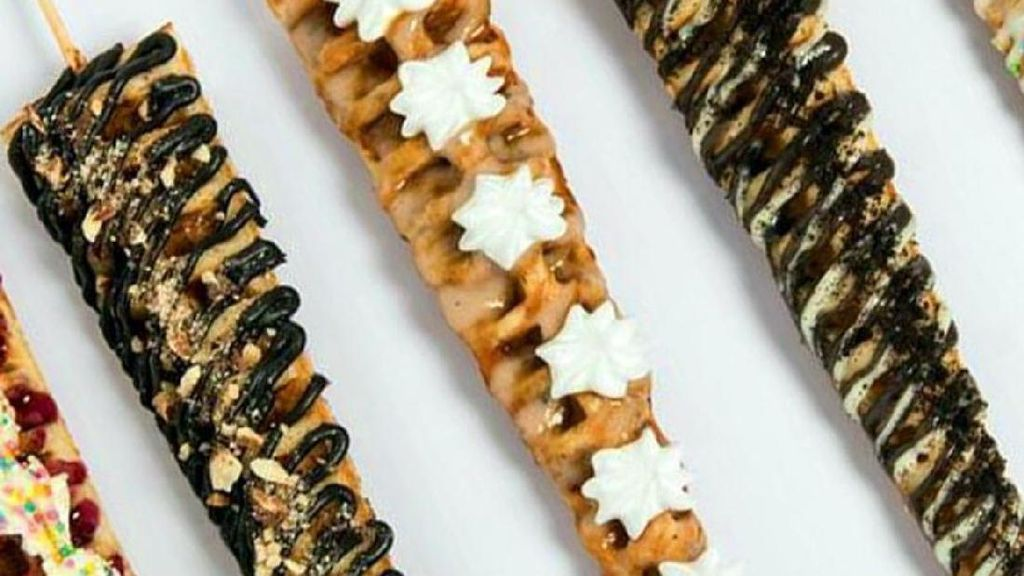 Yummy! Waffle Pops dan Lolly Waffle, Menu Sarapan dan Brunch yang Sedang Tren