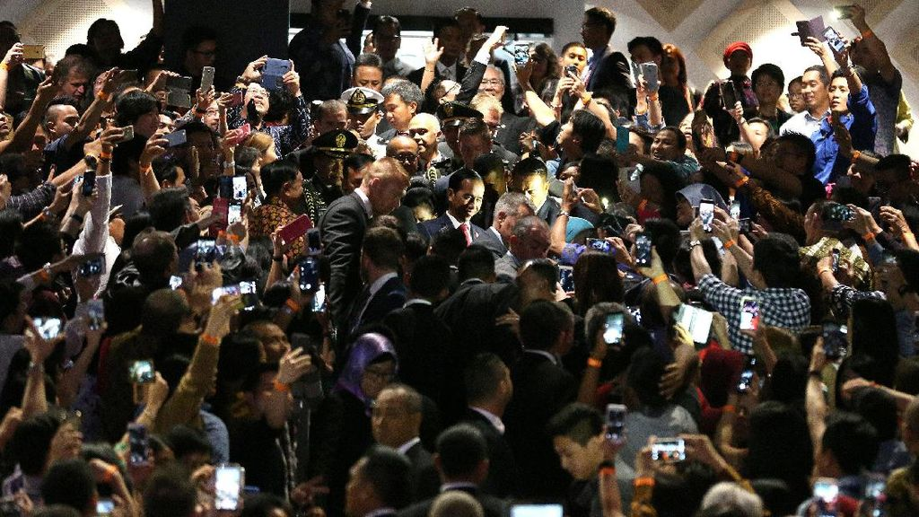 Cerita Jokowi yang Pernah Malu Lihat Perbatasan RI
