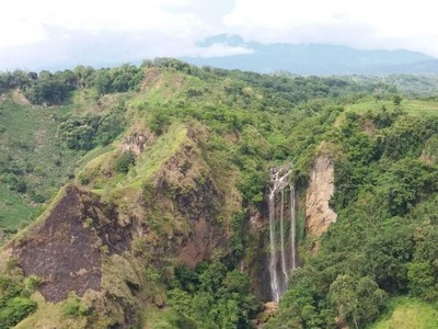 TamaLulua, Air Terjun Istimewa di Sulawesi Selatan