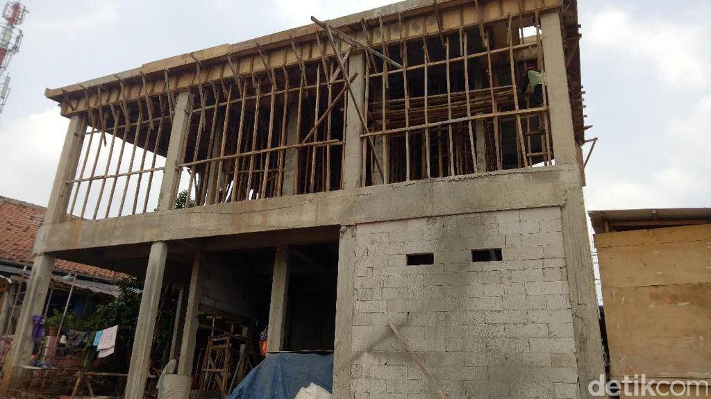 Dibongkar, Musala Assaadah Bukit Duri Dibangun di Tempat Baru