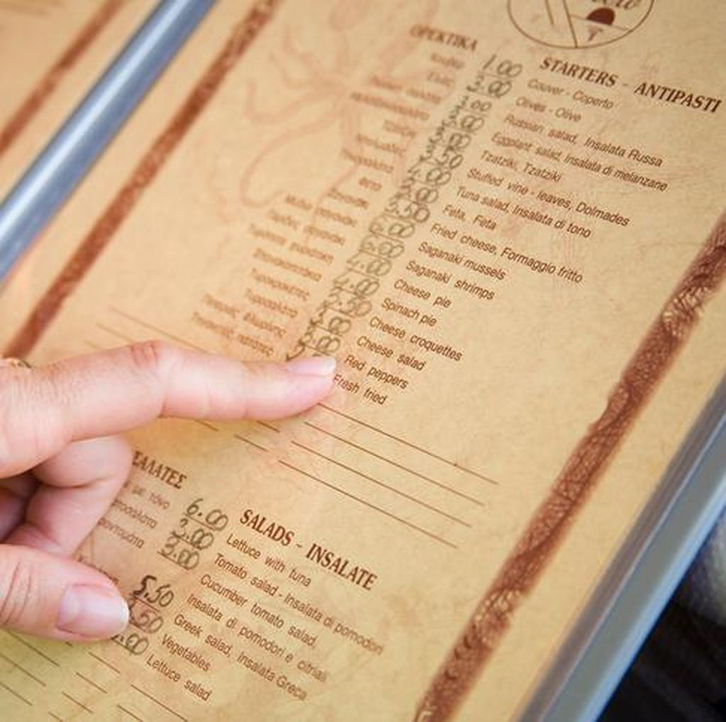Ini 9 Cara Restoran Merancang Menu Agar Anda Pesan Lebih Banyak (2)