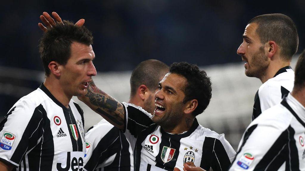 Belum Memenangi Apa-apa, Juventus Harus Tetap Membumi
