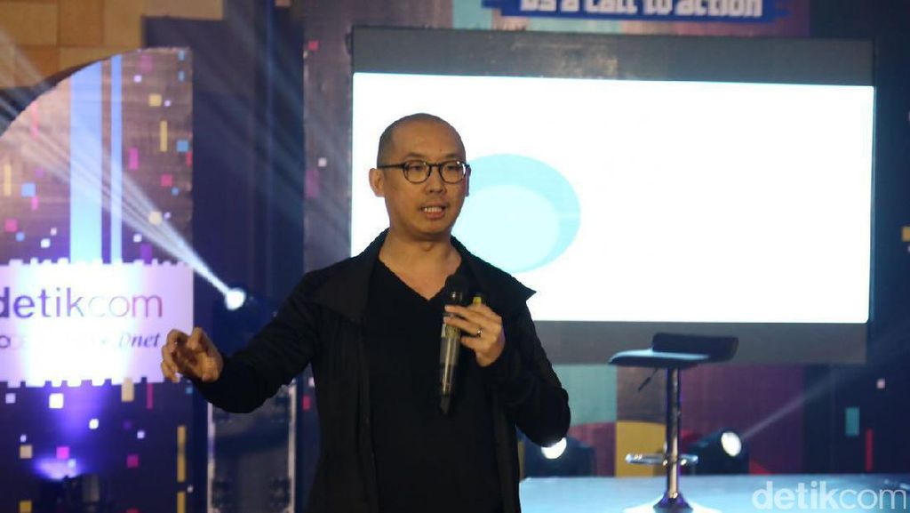 Pria Ini Rajin Keliling Indonesia Cari Startup