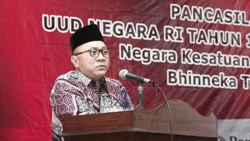 Ketua MPR Ajak Umat Islam Bersatu dan Tak Terpecah Belah