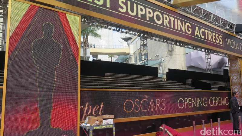 Serba-serbi Persiapan Oscar 2017