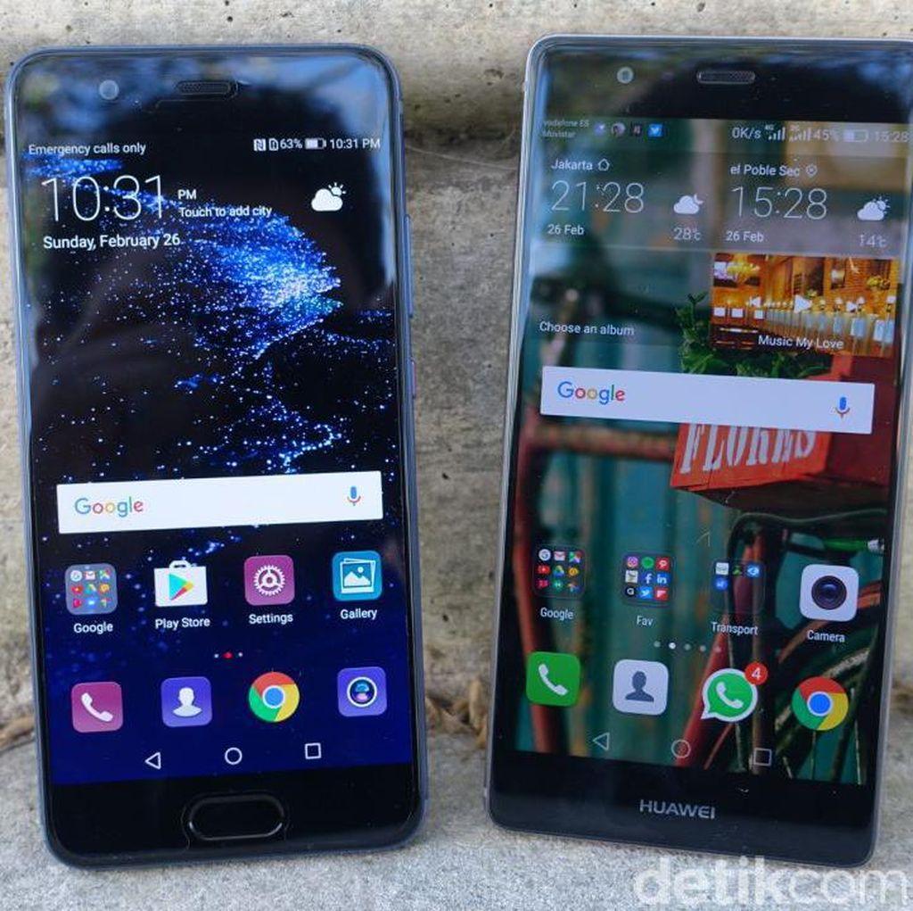 Huawei P10 Diklaim Ponsel Pertama Usung 4,5 G