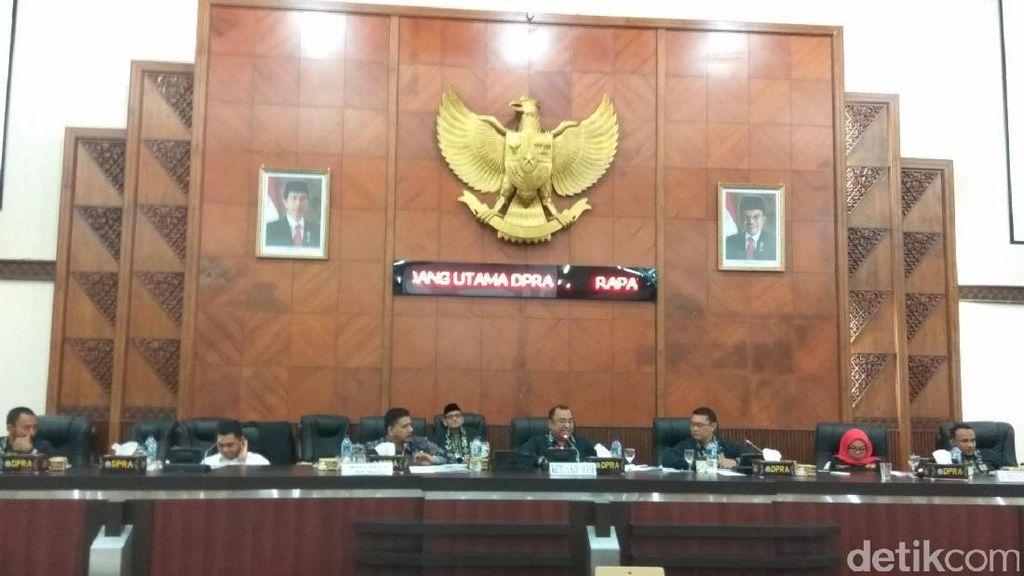 Hasil Akhir Pleno KIP Aceh: Pasangan Irwandi-Nova Unggul