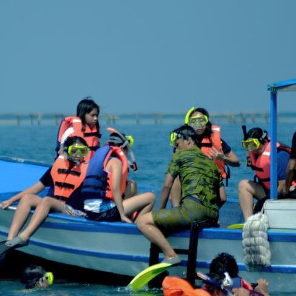 Akhir Pekan Ini, Yuk Snorkeling di Kepulauan Seribu
