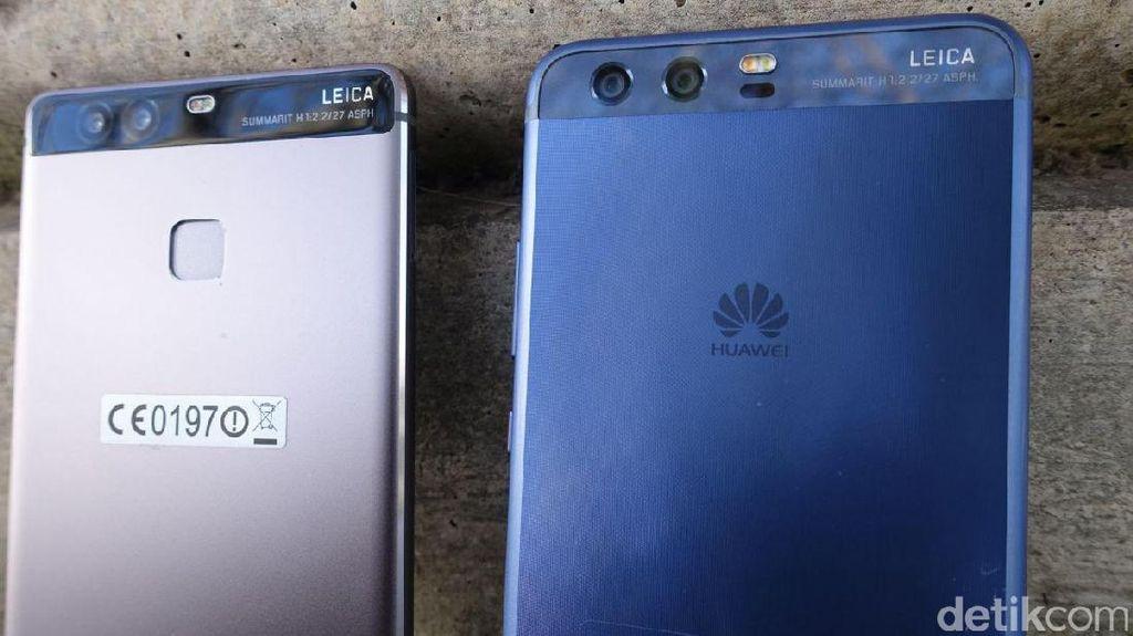 Huawei P9 Laku Keras, Lampaui Target Penjualan