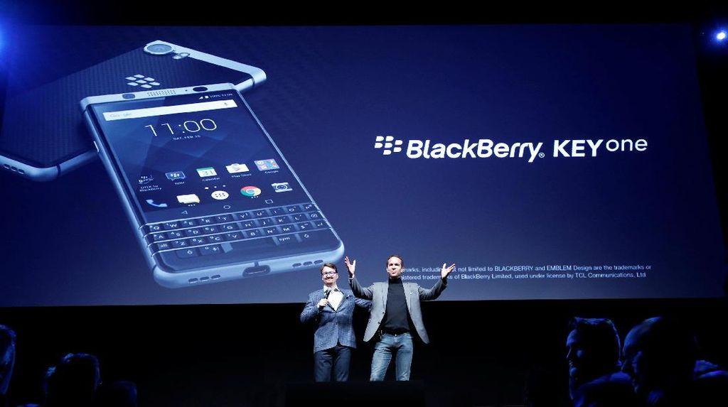 Mengulik Spesifikasi BlackBerry KEYone