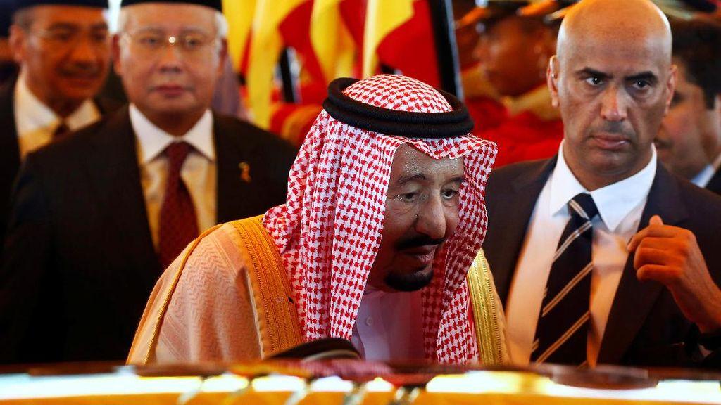 Raja Salman ke RI, Hipmi: Arab Saudi Bisa Jadi Akses Dana Tak Terbatas