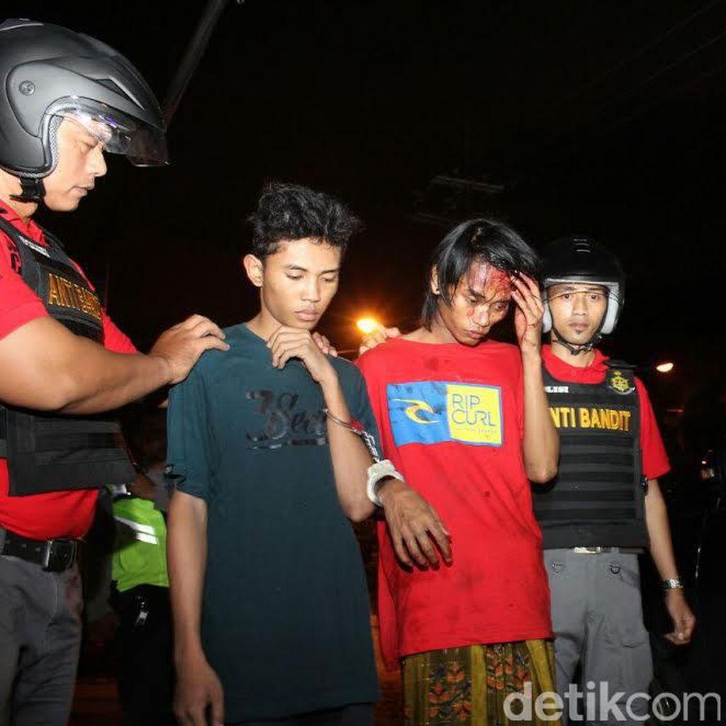Tim Anti Bandit Di-launching, Dua Pelaku Kejahatan Diamankan