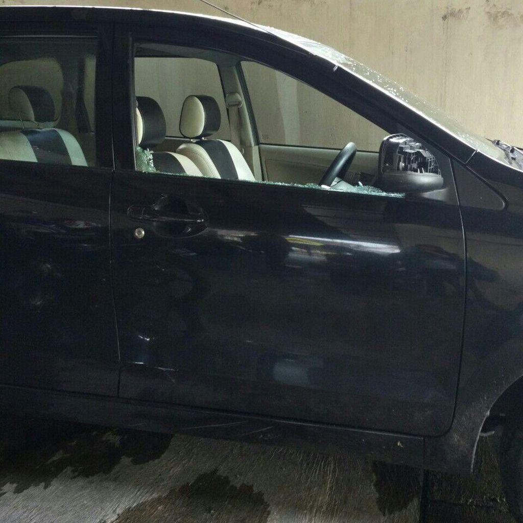 Dikejar Taksi, Sopir Go-Car di Yogya Menyelamatkan Diri ke Polsek