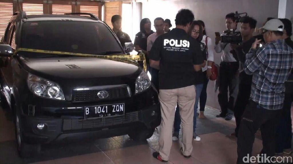 Kasus Narkoba, Polisi Sita Mobil Dinas Eks Anggota DPRD Depok