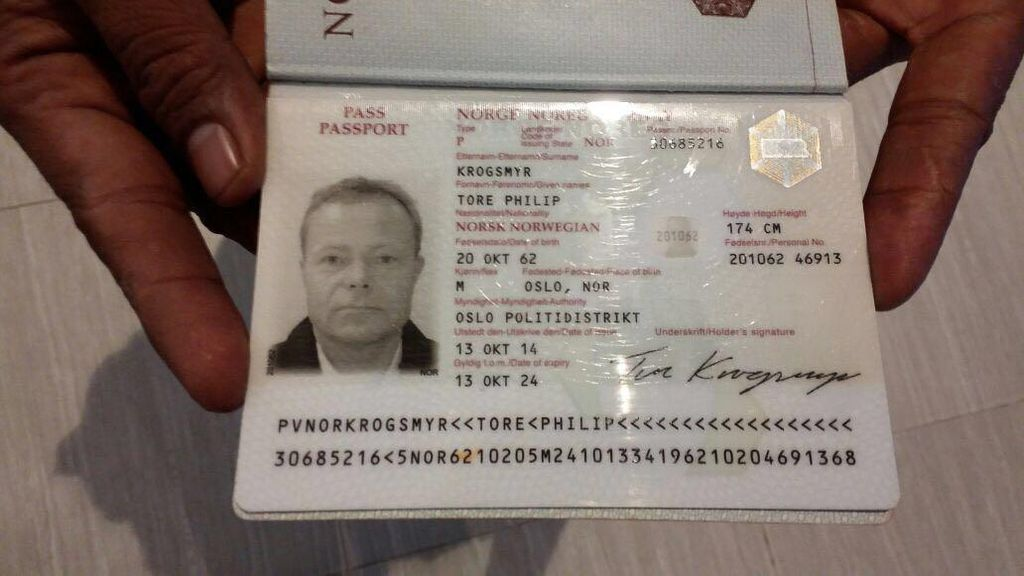 Mabuk dan Lawan Petugas, 1 WN Norwegia Dipulangkan Imigrasi Batam