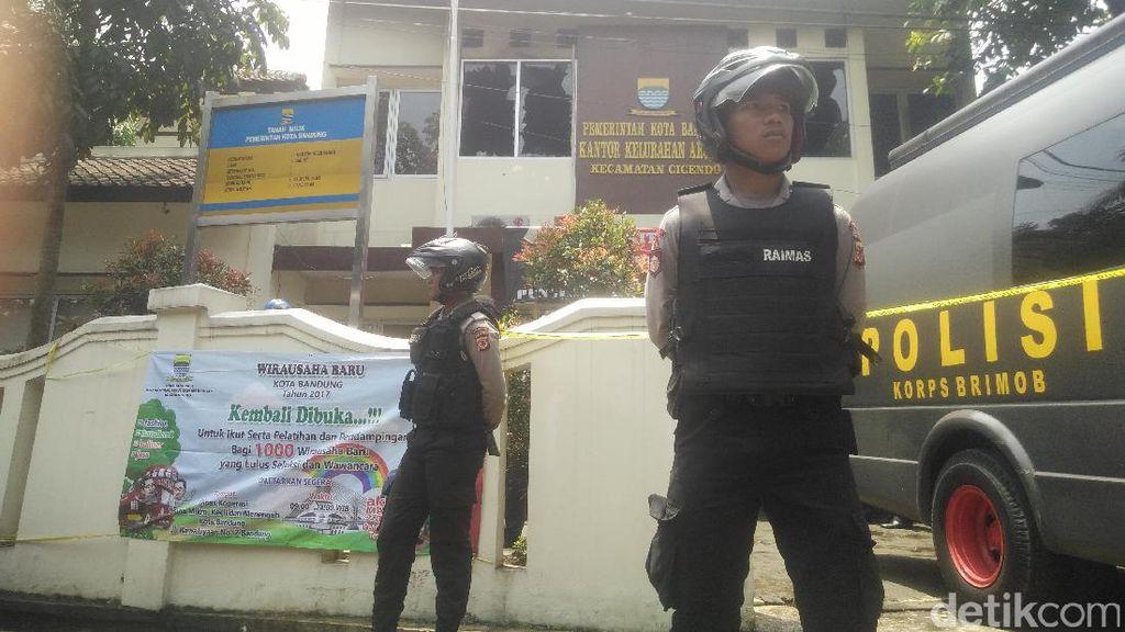 Cerita Pejabat Kelurahan Arjuna soal Aksi Pelaku Terobos Kantor